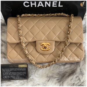 Authentic Chanel Medium Bag